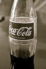 A soft drink...Always Coca-Cola