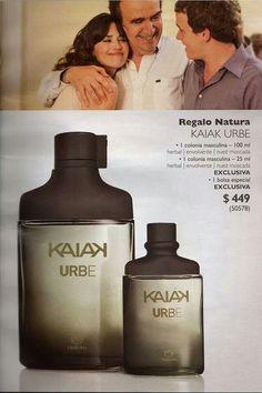 Natura nos tiene novedades en la perfumería masculina… Kaiak Urbe es la nueva colonia que cautivará a los amantes de las colonias Natura Kaiak. Camino Olfativo Kaiak Urbe es una colonia herbal envolvente Ingrediente Vegetal Kaiak Urbe contiene esencia de nuez moscada Presentación Kaiak Urbe viene en presentación de 100ml