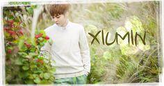 EXO M for Nature Republic: Xiumin