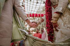 Indian Wedding, Wedding Photography, Wedding Portrait, Indian Couple Wedding Portrait, Wedding Photography Ideas, Indian Traditions, Couple Portrait Elegant Couple Portraits, Wedding Portraits, Photography Ideas, Wedding Photography, Teal Skirt, Royal Red, Wedding Function, Wedding Favours, Bridal Looks