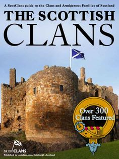 The Scottish Clans : Donald Cuthil & Rodger Moffet.