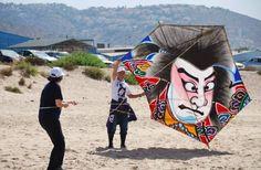Japanese Kite Festival in Haifa