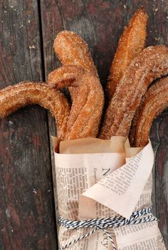 Cinnamon Sugar Gluten Free Churros