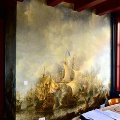 Ben jij een kunst liefhebber? Je kan de mooiste schilderwerken van jouw favoriete schilders aan je muur hebben hangen, in de vorm van naadloos behang. Wil je hier meer over weten? Neem vrijblijvend contact op met Artidecco. #decoration #detail #design #painting #art #kunst #wallpaper #interior #behang #Artidecco  #home #office #kantoor #huis #interieur #interior #deco