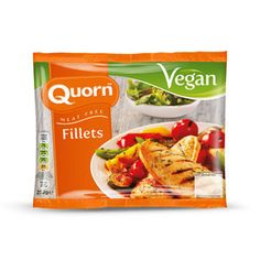 Try Quorn Meat Free Vegan Fillets, a delicious alternative. Create your favourite meals