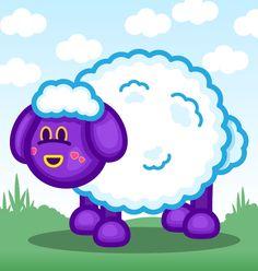Sheep ^.^ Luigi, Yoshi, Sheep, Cool Stuff, Illustration, Fictional Characters, Cool Things, Illustrations