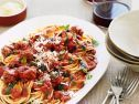Get this all-star, easy-to-follow Mediterranean Pasta in Minutes recipe from Tyler Florence