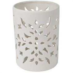 Castiçal cerâmica xd0131