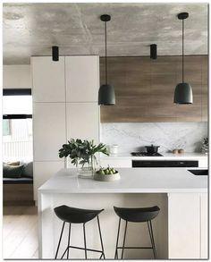 Gorgeous Luxury White Kitchen Design and Decor Ideas - Luxury Kitchen Remodel