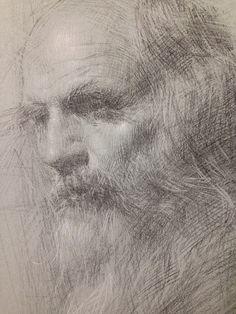 Daniel Bilmes drawing