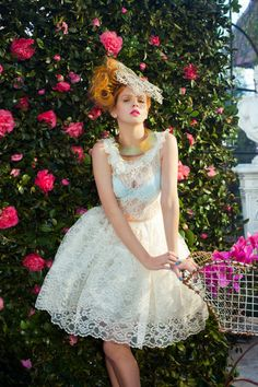 ENCHANTED GARDEN  The Strand Arcade's  Spring Summer Campaign 2011