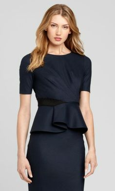 Elegant Elie Tahari dress