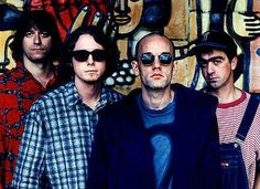 R.E.M. - 1995 Monster Tour