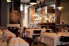 bistro flores nijmegen - Purple Cafe Ideas