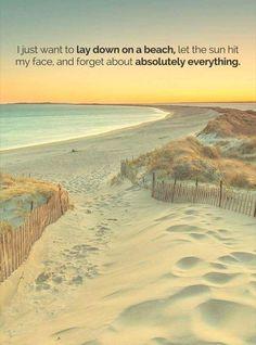 The beach is the life Ocean Beach, Beach Bum, Summer Beach, Beach Waves, Summer Travel, Beach Trip, Ocean Quotes, Beach Quotes And Sayings, Beach Life Quotes