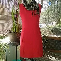 Dress NWOT Persimmon summer dress by Divided. True to sz Divided Dresses Midi