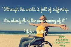 WHEN LIFE STOPS—FINDING HOPE & PURPOSE IN SPITE OF CHRONIC PAIN