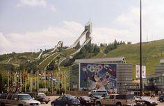 Calgary Olympic Park, Calgary, Alberta, Canada