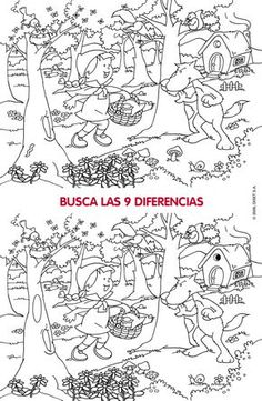 Halloween Find The Differences Puzzle Coloring For Kids, Coloring Pages, Find The Difference Pictures, English Games, Hidden Pictures, Hidden Objects, Picture Puzzles, Preschool Learning Activities, Activity Sheets