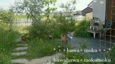 * カフェの外観 ナチュラルガーデン *|*:・・huwahuwa-mokumoku(・・)♪・・:* ふわもく日記