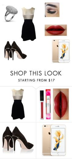 """""""Untitled #53"""" by c-stammer on Polyvore featuring Oscar de la Renta and Gucci"""