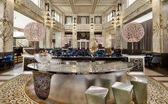 The newly refurbished Park Hyatt Vienna hotel, Austria in the old Bank of Austria bldg: review - Telegraph
