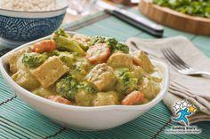 Avocado Curry   1 Guiding Star