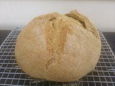 Millet Soda Bread  (gluten free, yeast free, dairy free, egg free, sugar free, gum free). Etsy.