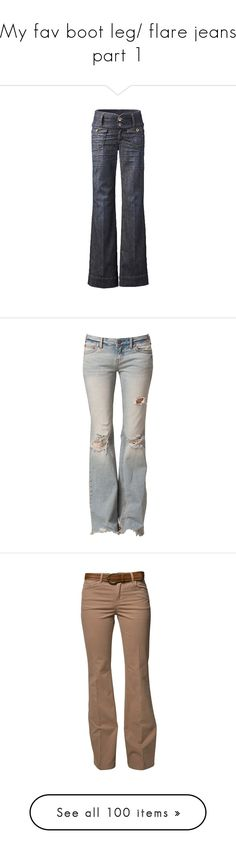 """""""My fav boot leg/ flare jeans part 1"""" by jessy-james83 ❤ liked on Polyvore featuring jeans, pants, bottoms, pantalones, denim, wide leg, miss sixty, high waisted wide leg jeans, high-waisted jeans and miss sixty jeans"""