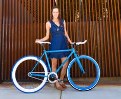 single-speed or flip the rear hub for fixed gear. you can customize colors of practically everything. starting at $395