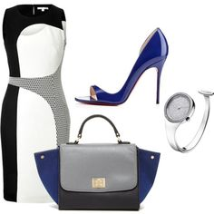 Liz by elizabethhorrell on Polyvore featuring polyvore, fashion, style, Sole Society, Georg Jensen and Hermès