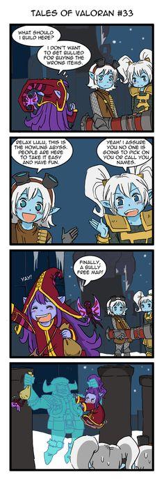 Soraka Excellent Adventure: Tales of Valoran #33