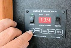 RV Daily Tips Issue 451. August 18, 2014 | RV Travel --RVing Tip of the Day  --Why a voltmeter will help you to be a happy camper --by Greg Illes