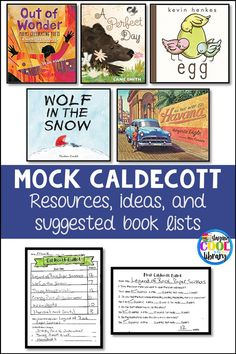 39 Best Caldecott Books and Activities images in 2019 | Baby books