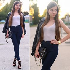 Ariadna M. - Simple outfit