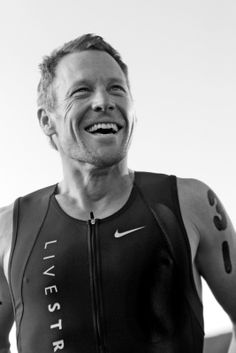 Really glad to see him in the Triathlon world.  Even with no dope, he's beating out everyone else.