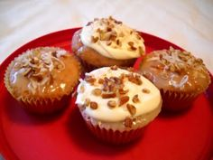 Drunken Pirate Cup Cakes (aka: Two sticks of Butter and a bottle of rum!) | Naked Maggie: A Personal Exploration in Food! minus rum in frosting