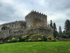 Castelo de Soutomaior, Pontevedra, Galicia Tower Bridge, Barcelona Cathedral, Building, Travel, Viajes, Buildings, Destinations, Traveling, Trips