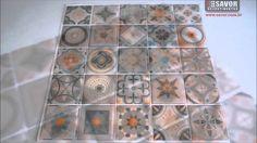 Pastilha Adesiva Savor Mix azulejos