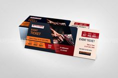Gift Card Template, Postcard Template, Event Ticket Template, Flyer Template, Business Organization, Event Organization, Graphic Design Templates, Print Templates, Lottery Tickets