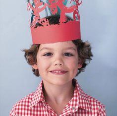 beautiful paper crowns LMNOP 13