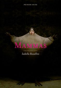 Looking forward sooo much to this new Isabella Rossellini film!