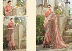 This season your look gets better definition with just a little attention to detail. Keep ahead in fashion with this Brown Art silk Heavy Border Designer saree. The border work looks chic and perfect for any occasion. Comes with matching fabric unstitched blouse piece that can be custom tailored as like as you want. Call or Whatsapp now to buy this beautiful saree piece at +91-9311187463 or you can also Visit our website : http://www.suit-sarees.com