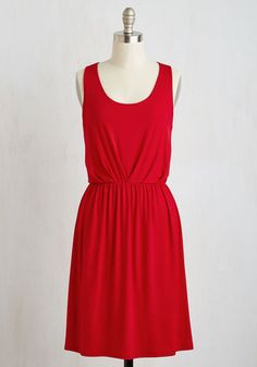 Cherry Tomato Picking Dress From The Plus Size Fashion At www.VinageAndCurvy.com