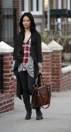 Does my bum look 40 in this?: My new style crush. Oh & when good outfits go bad