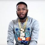 Shy Glizzy gets his chain snatched in a Memphis club