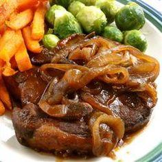 Slow cooker bbq pork chops - Fitsme