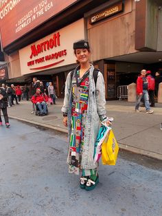 Streetstyle in New York • The Japanese Style • Photo: Alina Spiegel