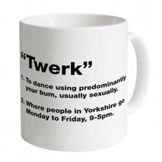 The different meanings of twerk...