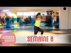 Fitness Après Grossesse – Semaine 8 - YouTube